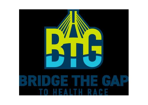 Bridge the Gap to Health Race Logo