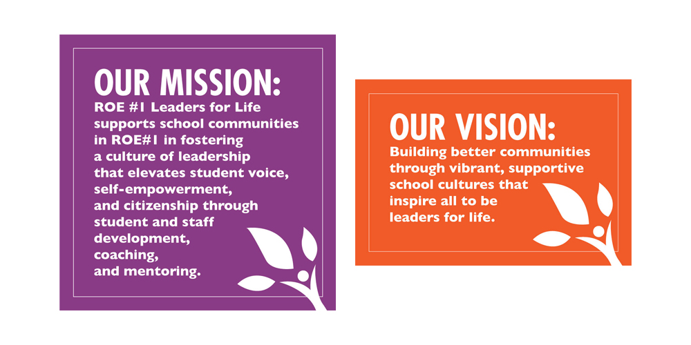 Leaders for Life Social Media Posts